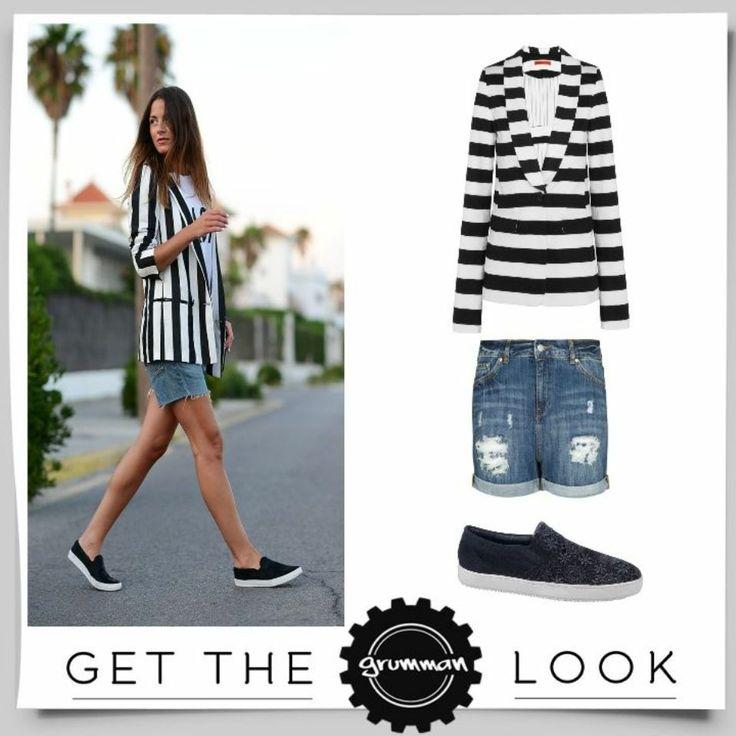 Get the Grumman Look: Τα Grumman sneakers θα επιλέξει κάθε fashionista που θέλει να βρίσκεται στην επικαιρότητα! #GrummanLook