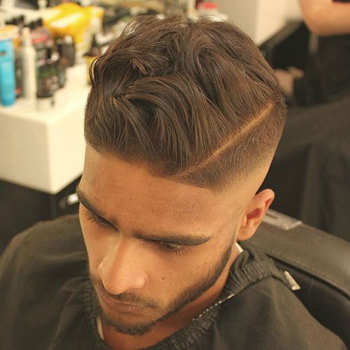 21 Messy Hairstyles For Men