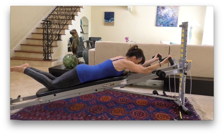 Powerful Back and Leg Workouts with the Total Gym Wing Attachment - Total Gym Pulse Health and Fitness Blog