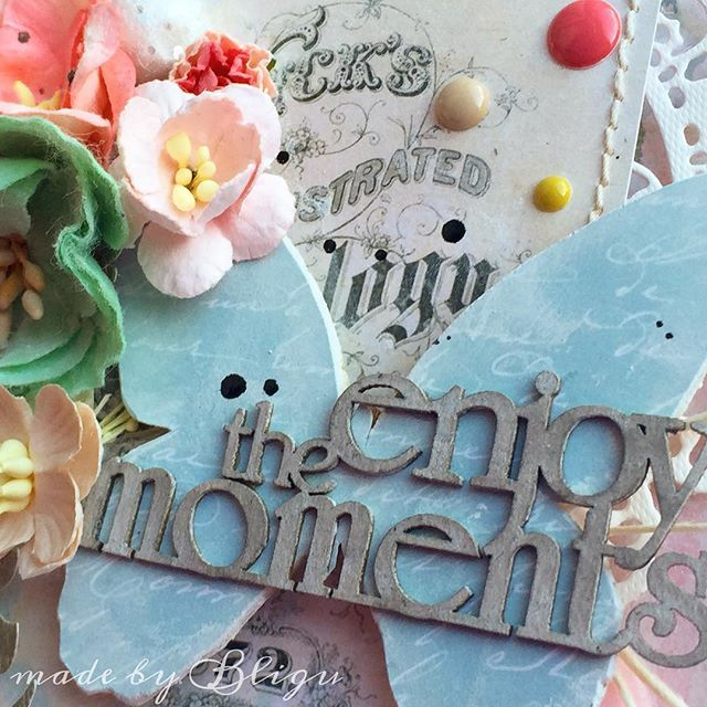 """.:enjoy the moments  #Bligu #prszok #cardmaking #handmadecard #handmade #kartki #lemoncraft #dpcraft #wildorchidcrafts #scrapberrys"" Photo taken by @agataaraszkiewiczbligu on Instagram, pinned via the InstaPin iOS App! http://www.instapinapp.com (01/18/2016)"