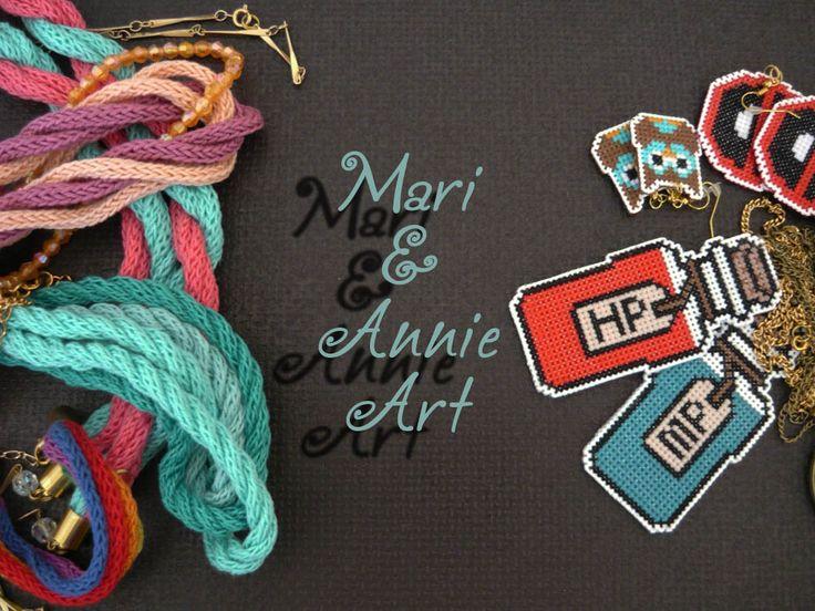 Etsy - www.etsy.com/shop/MariAnnieArt DaWanda - http://en.dawanda.com/shop/MariaArt