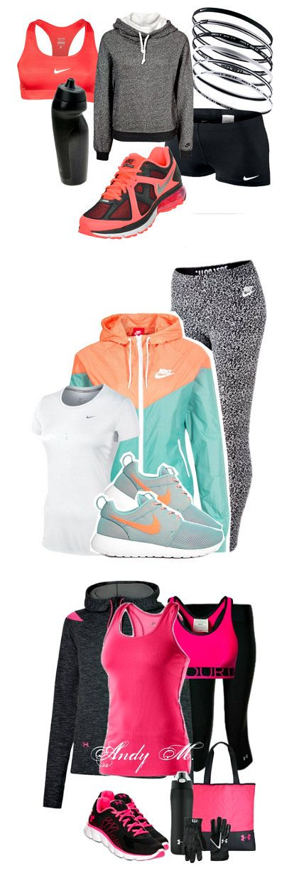 Workout Clothes Ideas | Crafting in the Rain  >>> Click through for sources #exercise #fitness #fashion