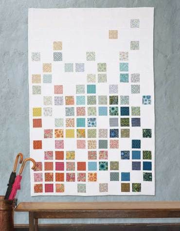 Fade Away quilt, Modern Quilts Illustrated #6