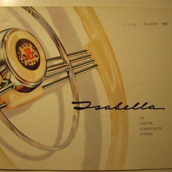 Borgward Isabella | Retro4you