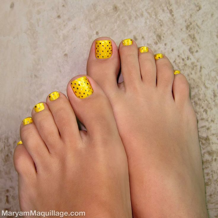 Perfect Nail Polish Color For Toes - Creative Touch