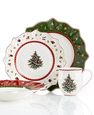 1000 ideas about holiday dinnerware on pinterest for Villeroy boch christmas