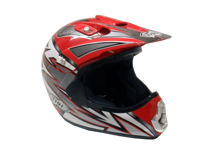 Plano Pawn Shop  - THH Helmet TX-10 Helmet (Red/Gray), $39.00 (http://www.planopawnshop.net/thh-helmet-tx-10-helmet-red-gray/)