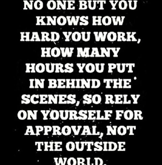 Great Working With You Quotes: Great Quote! Work Hard