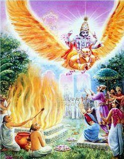 श्रीमद भगवद गीता: आप जानते है भगवान विष्णु का सातवाँ अवतार : यज्ञ अव...