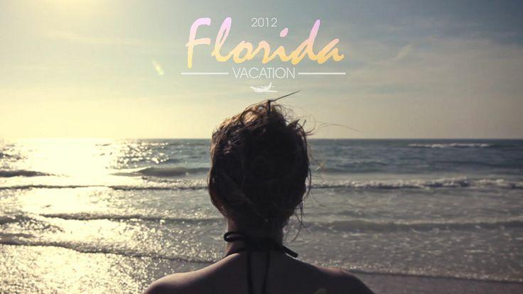 2012 Florida Vacation