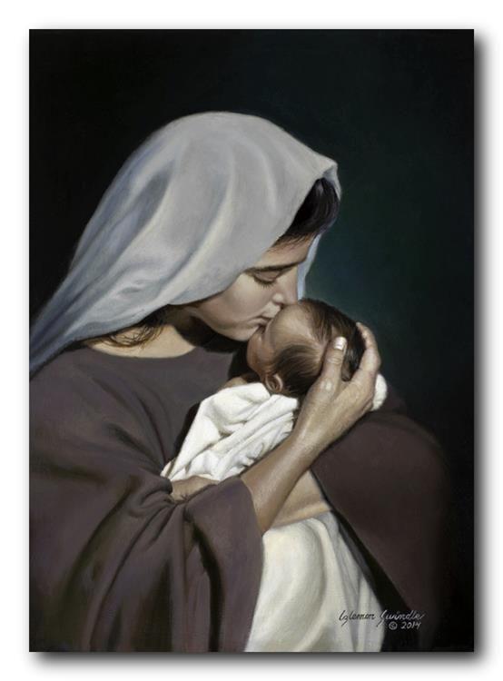 Mother's Love by LIZ LEMON SWINDLE
