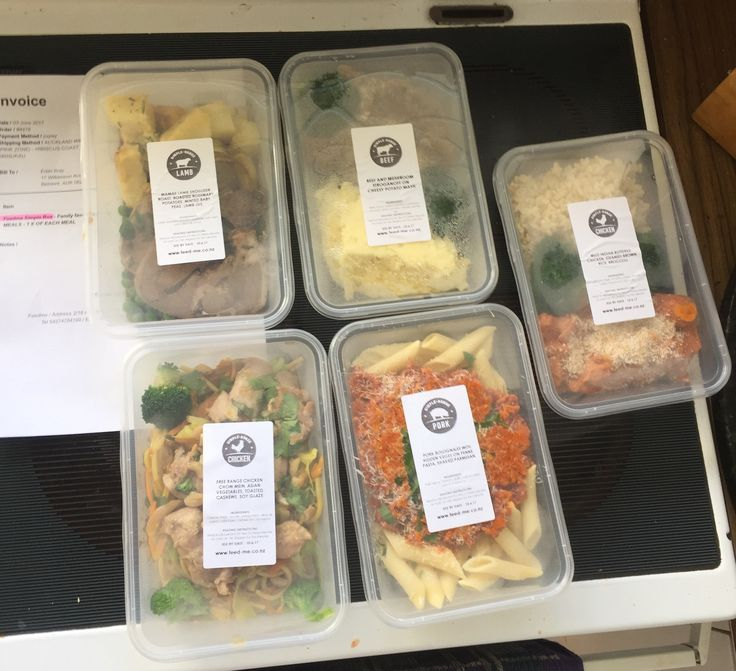 Feedme fresh meal order. Actually yum as and healthy too.