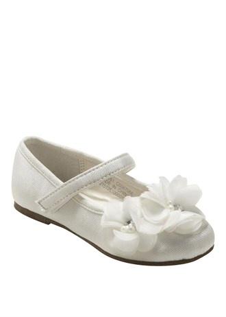 Girls Floral Ballet Pumps £8