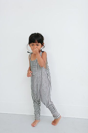 www.duchessandlion.com. 'Seeing lines' romper. Photography by Abi. Q photo.