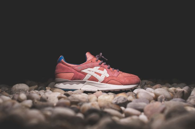 RONNIE FIEG x ASICS GEL LYTE V - ROSE GOLD