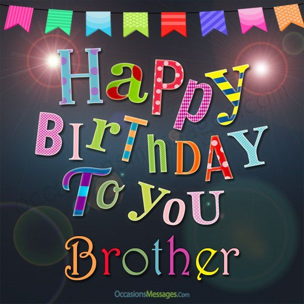 Prime Happy Birthday Messages For Brother Happy Birthday Brother Personalised Birthday Cards Bromeletsinfo