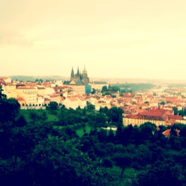 Petrin hill, Prague 2009