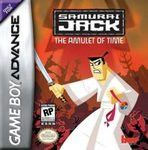 Samurai Jack: The Amulet of Time For Game Boy Advance.