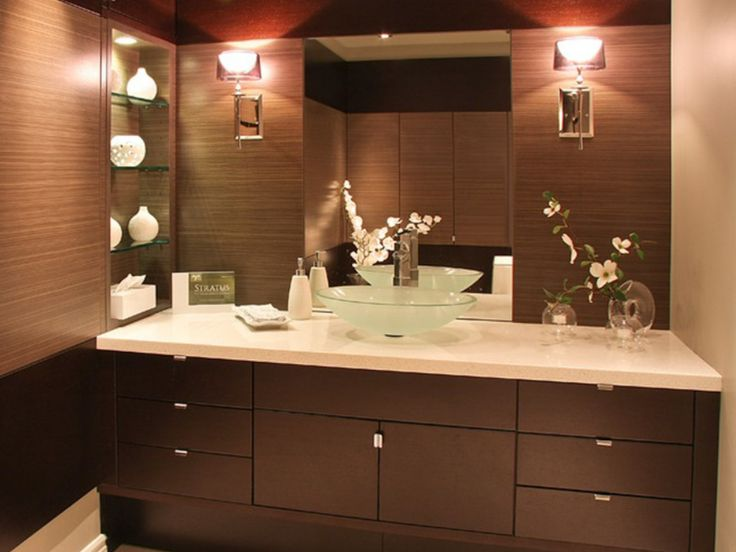Contemporary Bathroom Countertops 40 best bathroom images on pinterest | bathroom, bathroom ideas