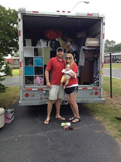 """I especially like this tip: """"We kept everything that was in a dresser in that drawer or dresser. When we moved the furniture we just took the drawers out, but the dresser in the moving truck and put the drawers back in... then did the same thing when we arrived."""""""
