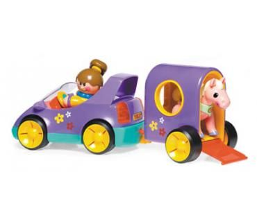 Tolo First Friends switch adapted Pony Club toy. £68.40