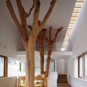 10 x Inspiratie voor bomen in huis | NSMBL.nl