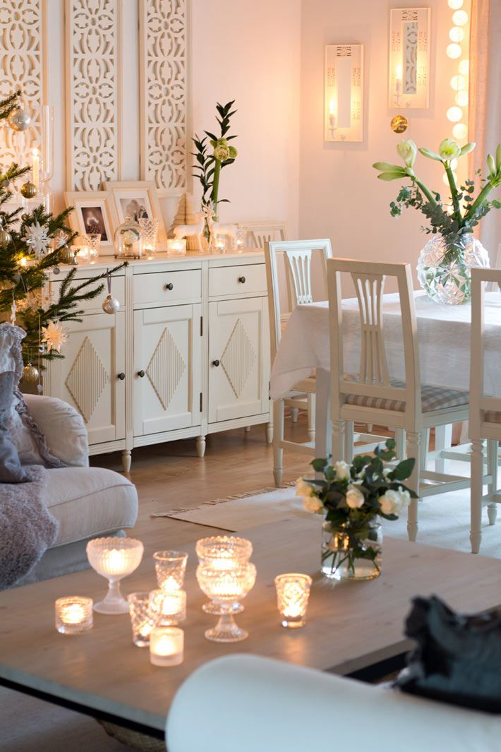 Свечи в интерьере для создания уютной атмосферы