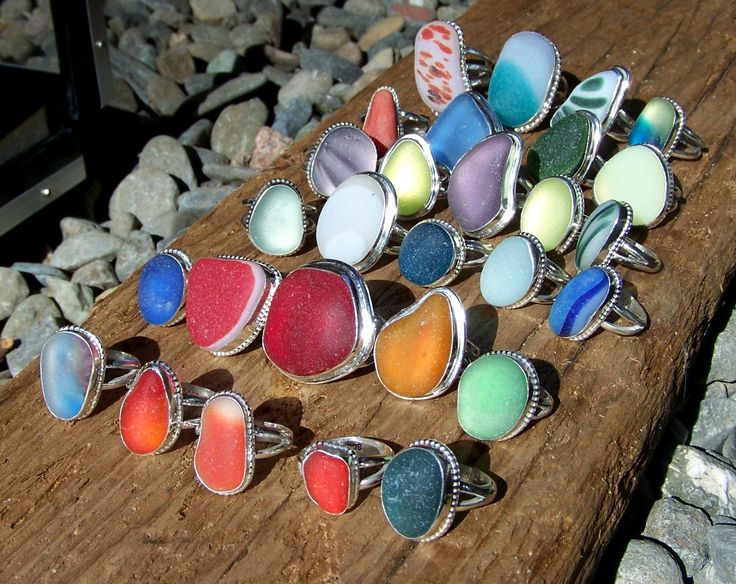 441 best Sea Glass Crafts images on Pinterest Sea glass Shells