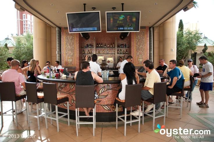 Pool Bar at the Palazzo Resort Hotel Casino