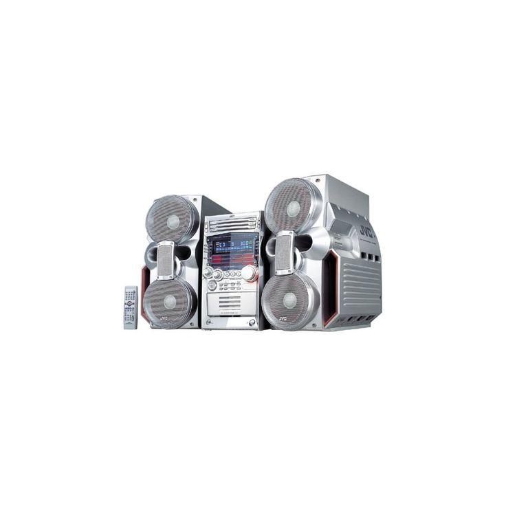 JVC HX Z3 Compact Stereojärjestelmä Electronics