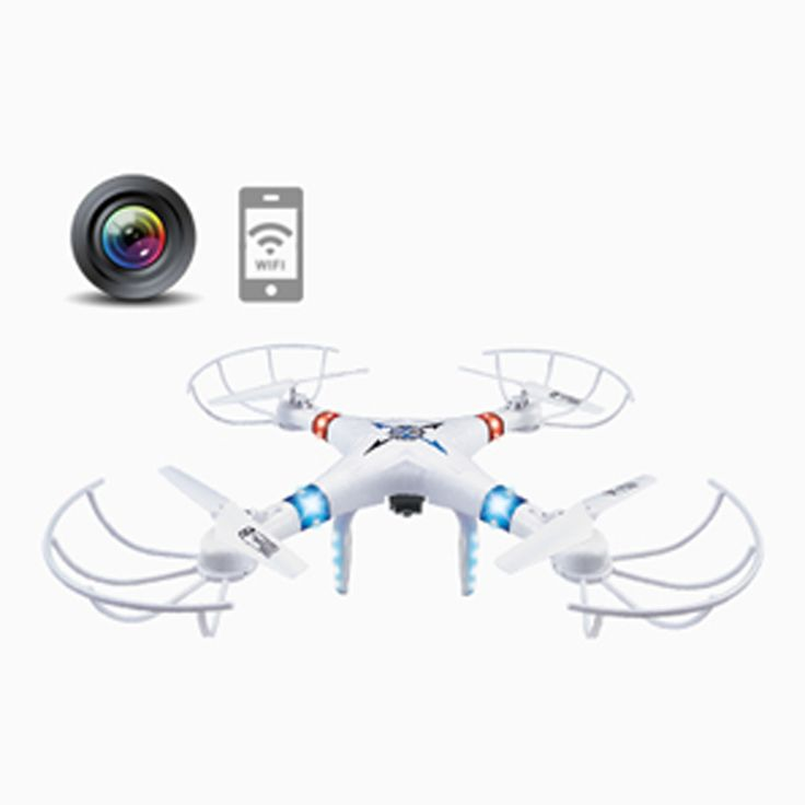 JXD-396W 4CH 2.4G Big-size Aerocraft 6-Axes Drone With Camera Smartphone Control FPV Real-Time Streaming Video RC Quadcopter //Price: $US $200.00 & FREE Shipping //     #clknetwork