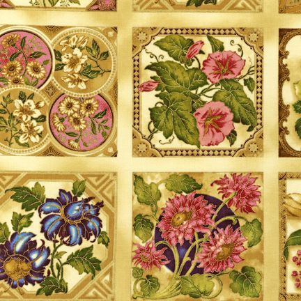 Robert Kaufman - Botanica AJMM-8855-200 VINTAGE