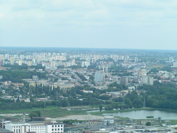 tereny nad Bystrzycą, tu w przyszłości będzie stadion, 2005 r.