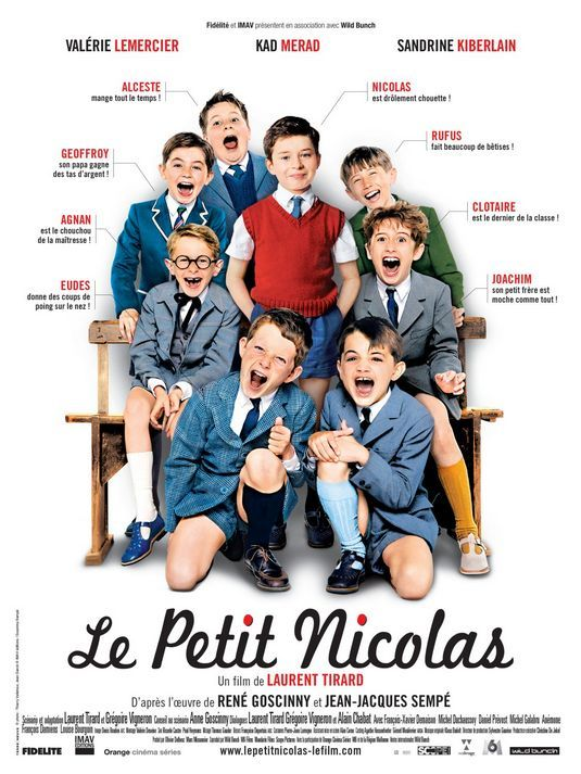 Petit Nicolas | France, Belgium | 2009 | 91m | PG | Nicolas has a happy existence, parents who love him, a great group of friends with whom he has great fun, and all he wants is that nothing to changes. However, one day, he overhears a conversation that leads him to believe that his life might change forever, his mother is pregnant!. He panics and envisions the worst