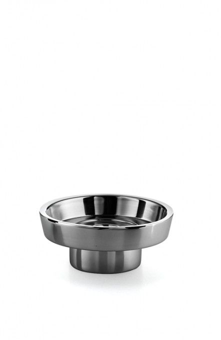 #Lineabeta #Napie soap holder 53021.29   #Modern #Stainless steel   on #bathroom39.com at 32 Euro/pc   #accessories #bathroom #complements #items #gadget