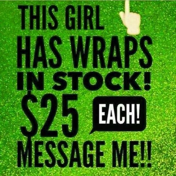 It 39 s wednesday wrap day wrap with me itworks for It works global photos