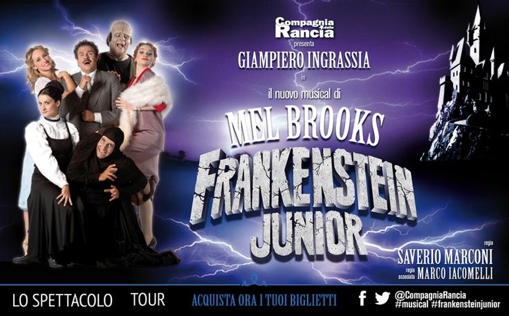 Frankenstein Junior il nuovo musical di Mel Brooks