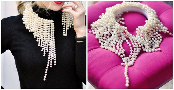 Creative Ideas On How To Make An Elegant Necklace