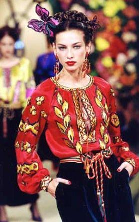 YSL la collection russe : j'adore et il a influencé mes tenues actuelles