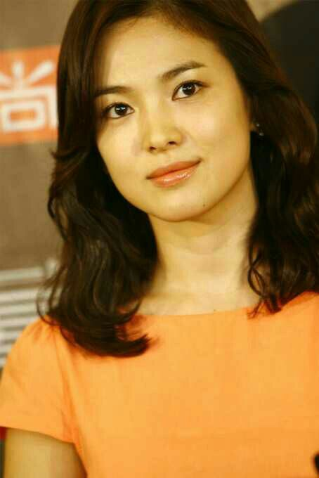 Song Hye Kyo | why is she so cute?!!