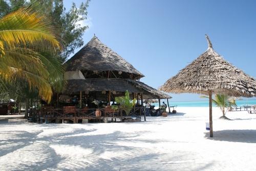 Kendwa Rocks on Zanzibar. VP @Courtenay Siegfried's favorite place on earth.