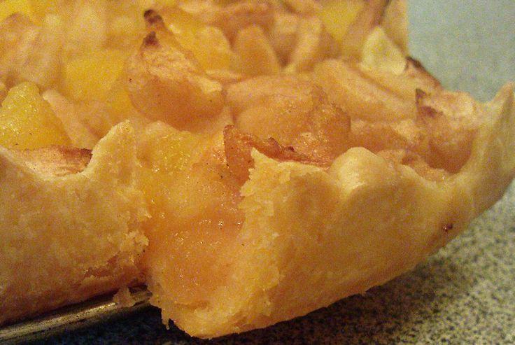 Яблочный пирог рецепт в картинках
