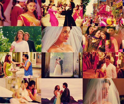 """scenes from the movie """"Bride & Prejudice""""......"""