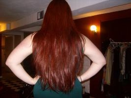 Lush Henna Caca Rouge Thread Lush Caca Rouge Hair Nails Makeup