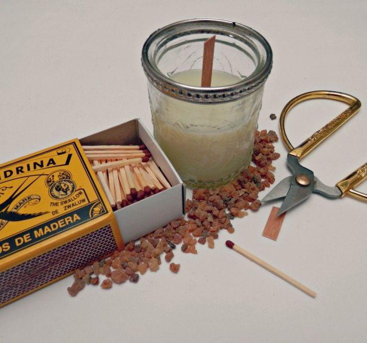 Velas de masaje con cera de soja. Aprende a elaborar una vela que cuida de tu piel y es responsable con el medio ambiente.