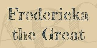 「fredericka the great」の画像検索結果