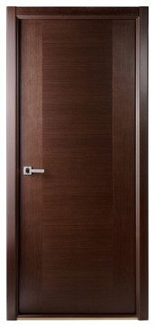 Classica Lux Interior Door Wenge - contemporary - interior doors - new york - Doors And Beyond