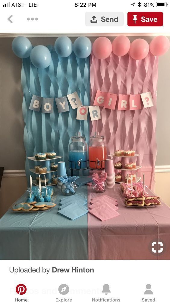 Gender Reveal Party Maternity Outfits  Gender reveal