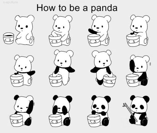 I love this!!: Laughing, So Cute, Funny Stuff, Pandas Bears, Adorable, Smile, Photo, Howto, Animal