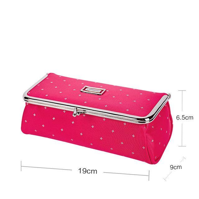 Makeup Bag Women Portable Cosmetic Bag High Quality Professional Fashion Travel Makeup Suitcase Organizer Makeup Box Pouch Bag
